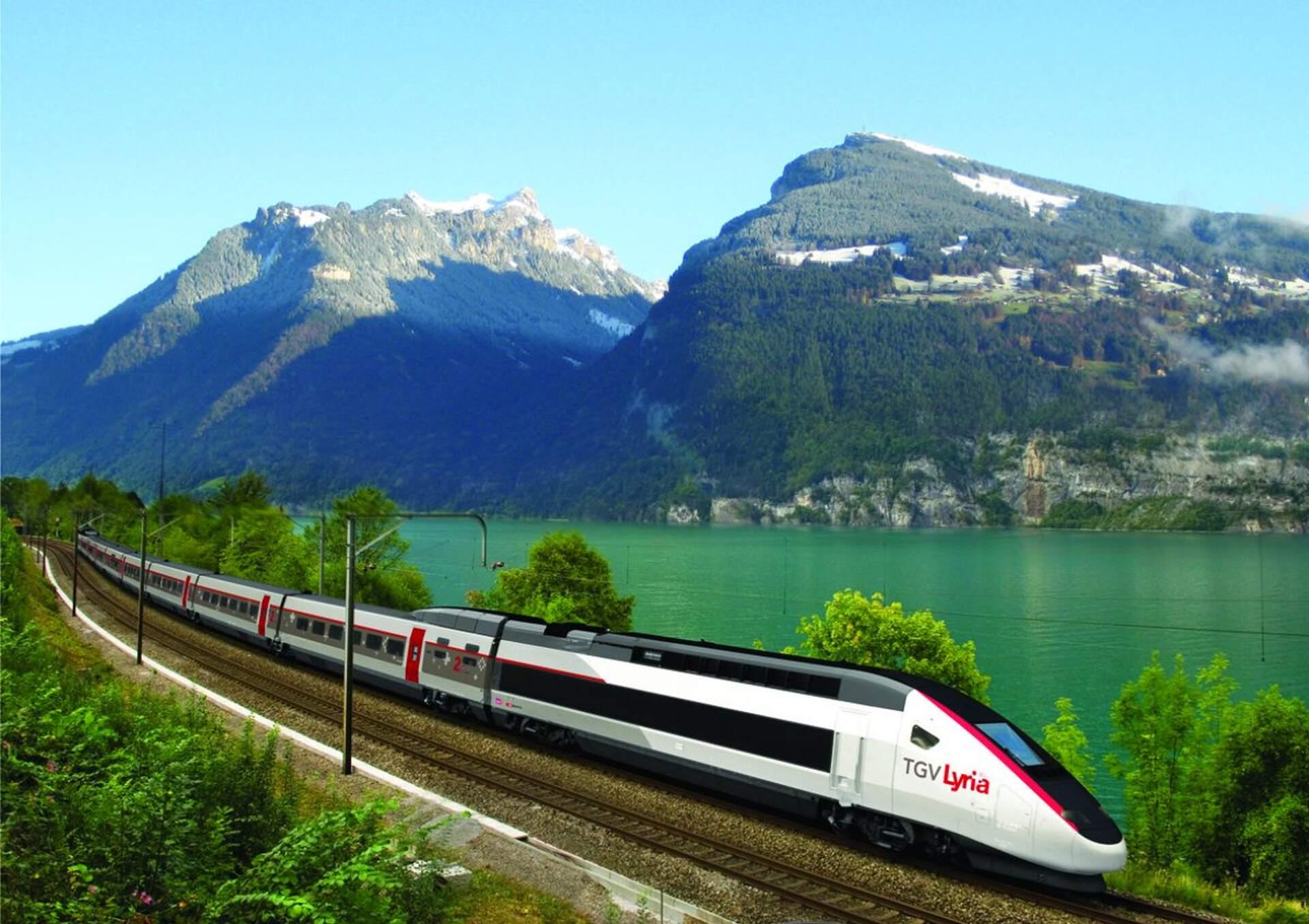 Поезд путешествие картинки