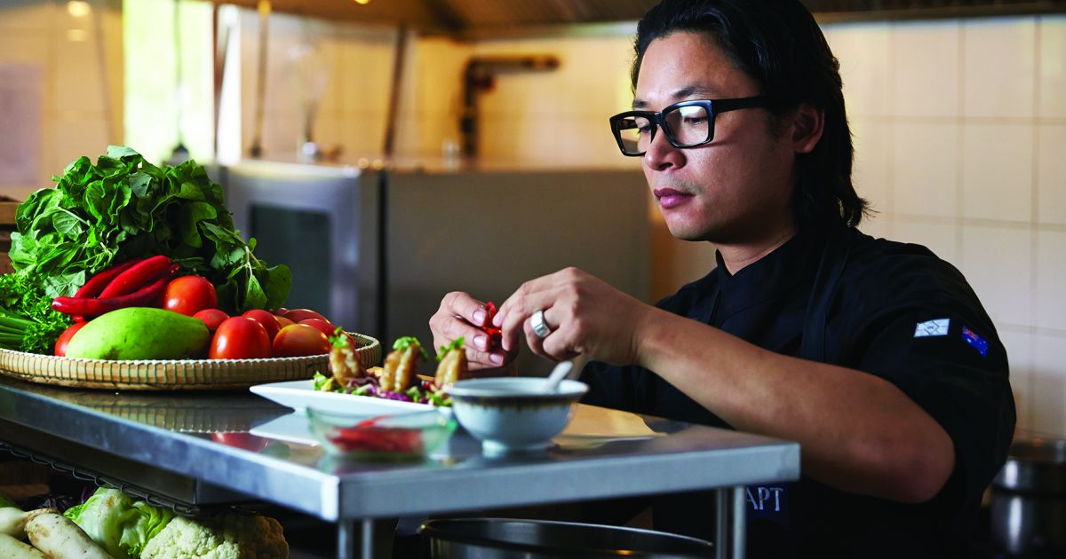 Luke Nguyen opens his first restaurant in Vietnam | Seven West Travel Club