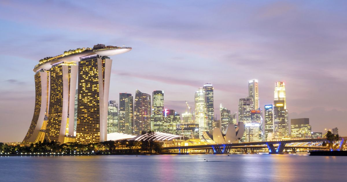 Singapore Travel Guide Food Formula One Amp A West