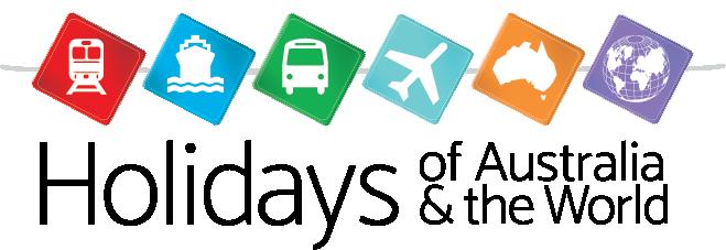 Holidays of Australia Logo