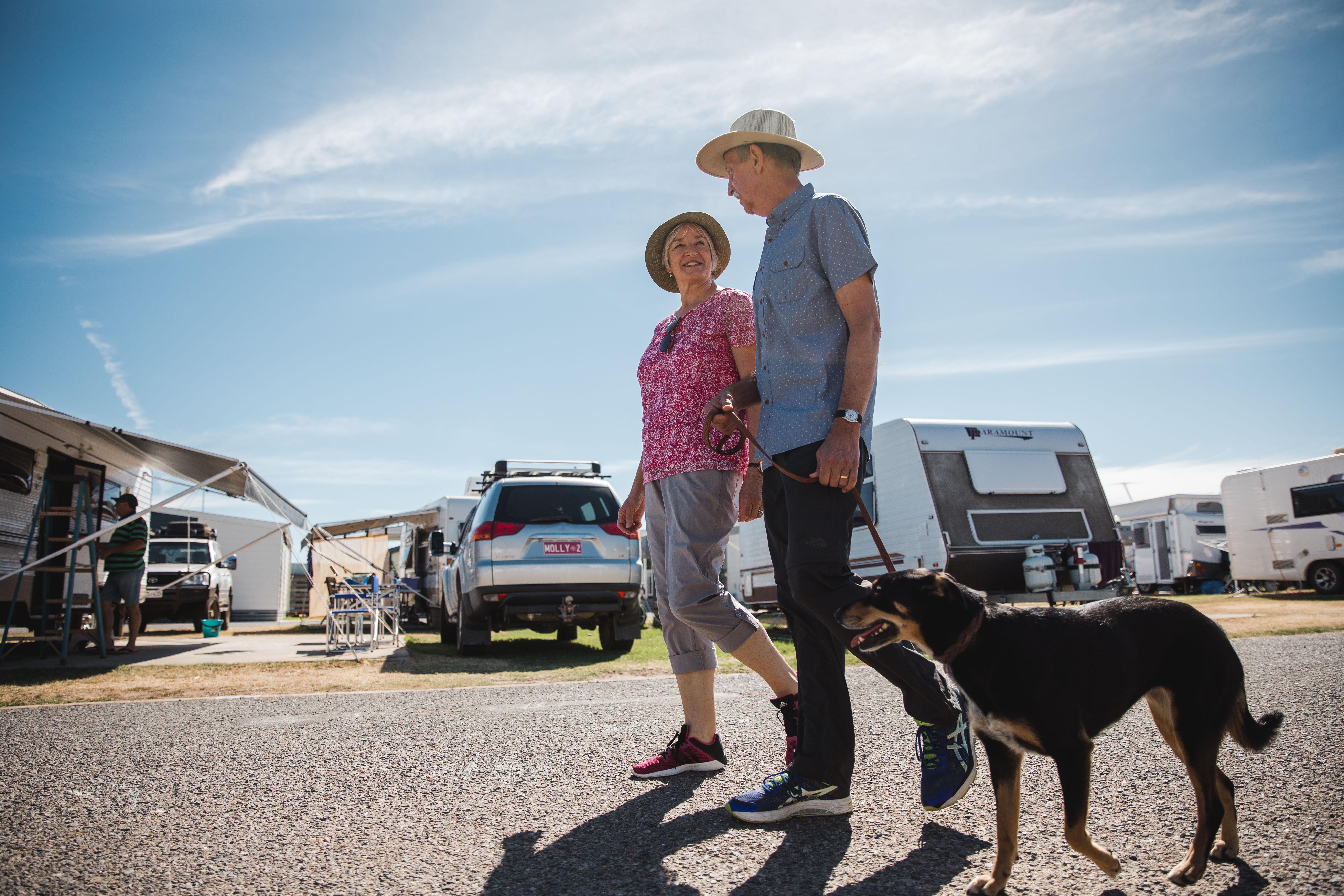 Dog Friendly Caravan Parks Broome