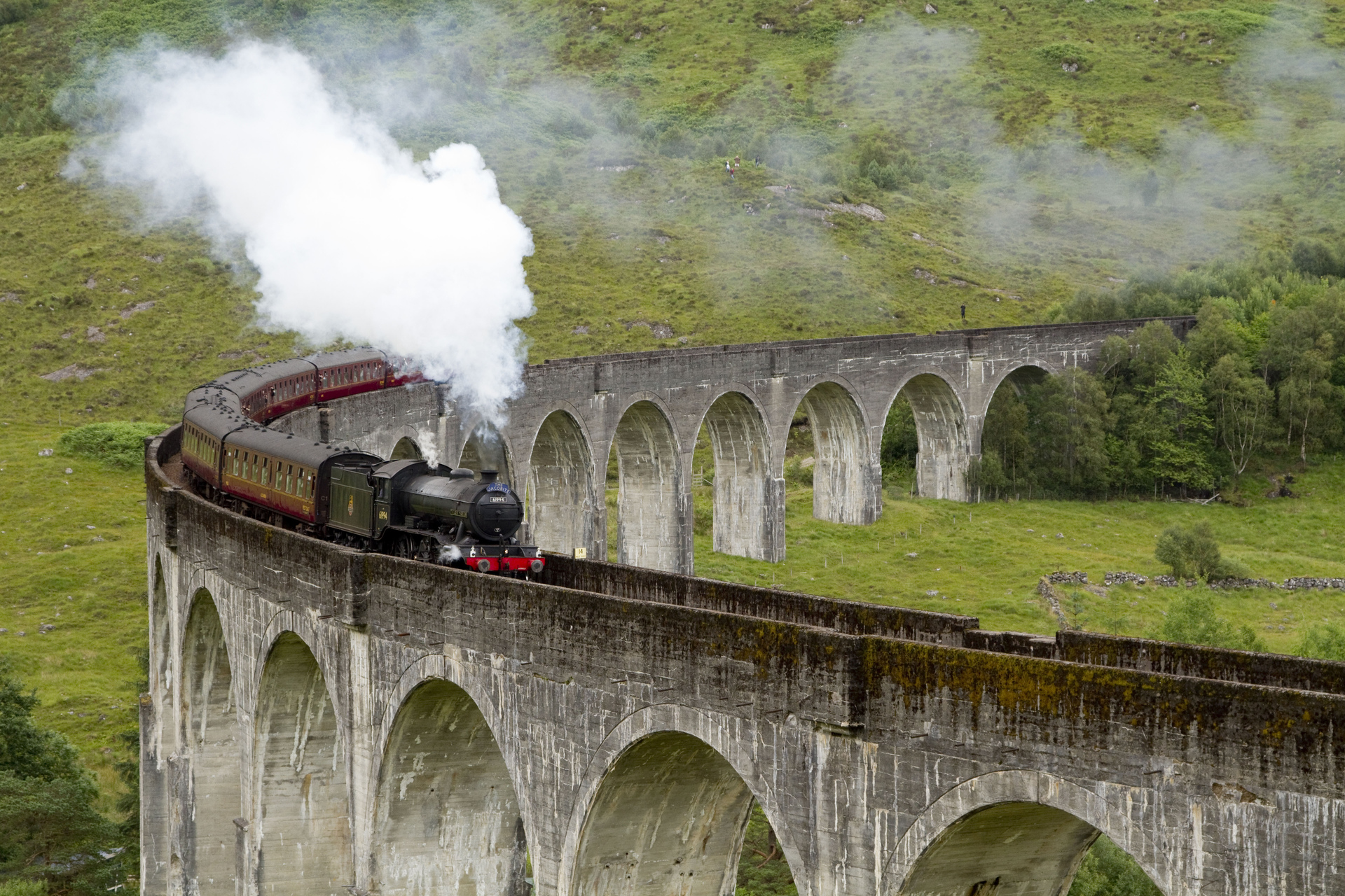 On The Harry Potter Trail In Scotland West Travel Club